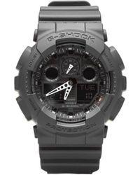 G-Shock Orologio anadigitale - Nero