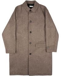 Gosha Rubchinskiy - Wool Coat - Lyst