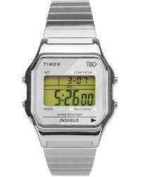 Timex T80 Expansion Watch - Metallic