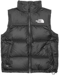 The North Face M1996 Retro Nuptse Vest - Black