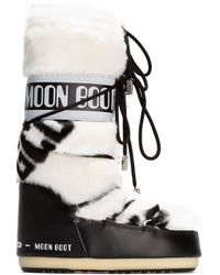 Gcds Classic Icon Snow Boots - White
