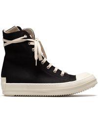 Rick Owens DRKSHDW Sneakers alte - Nero