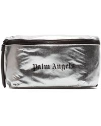 Palm Angels Fanny Pack - Metallic