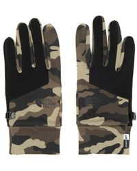 The North Face Etip Gloves - Green