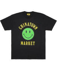 Chinatown Market - Smiley T-shirt - Lyst