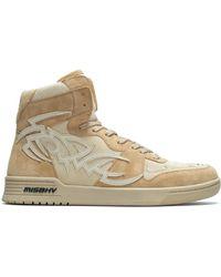 MISBHV Court Sneakers - Brown