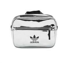 adidas Originals Mini Airliner Backpack - Metallic