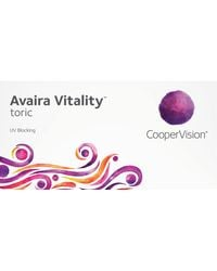 Warby Parker Avaira Vitality 6pk Contact Lenses - Multicolor