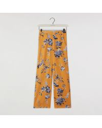 Warehouse Floral Pyjama Bottoms - Yellow