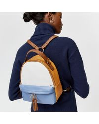 Warehouse - Colourblock Mini Backpack - Lyst