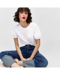 Warehouse - Turn Up Jeans - Lyst