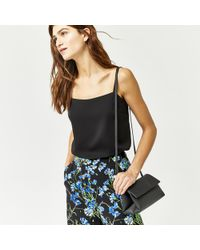 Warehouse | Triangle Cross Body Bag | Lyst