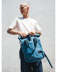 Watershed Brand Shelter Backpack - Blue
