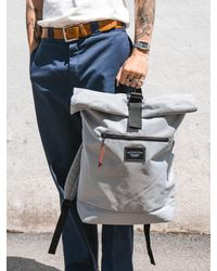 Watershed Brand Recycled Shelter Backpack - Multicolour