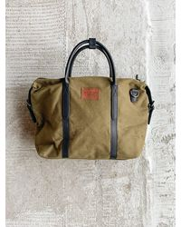 Watershed Brand The Rugged Twill Duffle Bag - Multicolour