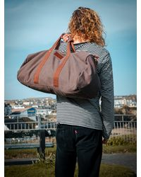 Watershed Brand The Huers Canvas Duffle Bag Xl - Multicolour