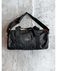 Watershed Brand Recycled Union Duffle Bag - Black