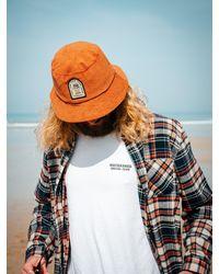 Watershed Brand Low Tide Corduroy Bucket Cap - Multicolour