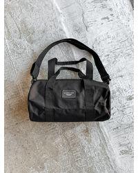 Watershed Brand Union Mini Duffle Bag - Black