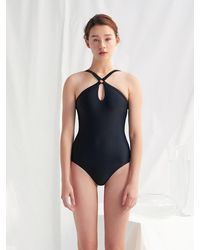 5pening Polly One Piece - Black