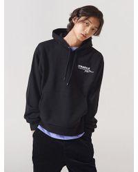 SLEAZY CORNER - [unisex] Fragile-hoodie Black - Lyst
