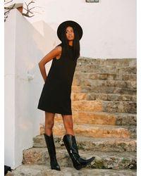 DAZE DAYZ Demian Mini Dress - Black