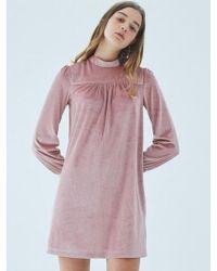 MIGNONNEUF - Neuf Gab Doll Dress Pink - Lyst