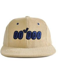 Awesome Needs - [unisex]tmall Number Snapback Beige - Lyst