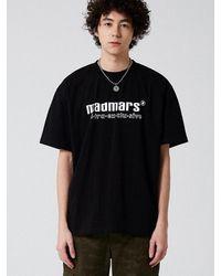 MADMARS Ultra-exclusive T-shirt - Black