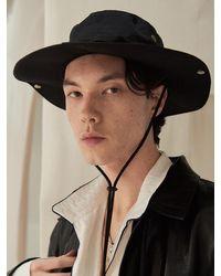 13Month Safari Hat Black