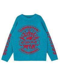 SHETHISCOMMA - [unisex] Gangswat Knitwear - Lyst
