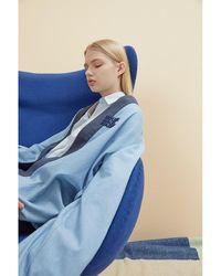 NOHANT Pyjama Shirt Denim - Blue