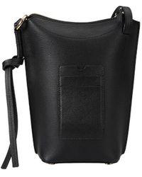 UNDER82 Jolie Mini Shoulder Bag - Black