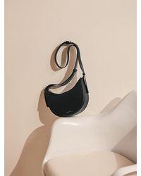 Lapalette Essential Sm Hobo Bag - Black
