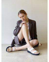 MIYERH [eco-friendly] Pia - White