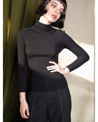 Petite Studio - Paloma Knit - Black - Lyst