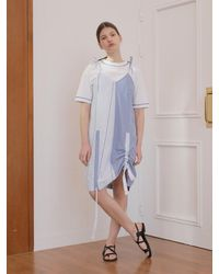 Noir Jewelry Sam Dress - Blue
