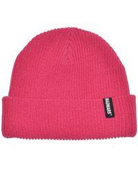 MADMARS Patch Beanie - Pink