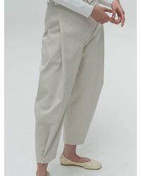 Amomento Snap Garconne Trousers - Black