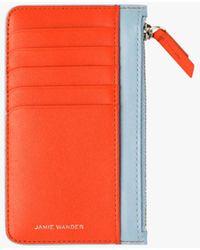 Jamie Lee Amsterdam Wallet - Orange
