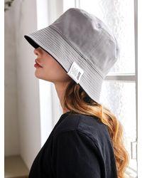 SLEEPYSLIP [unisex] Reversible Bucket Hat - Multicolour