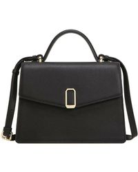 Lapalette Porte Medium Satchel Bag - Black