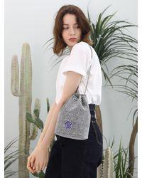 ANDSEEYOU Flash Shoulder Bag - Metallic