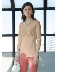 J.CHUNG Le Havre Top (butter Beige) - Natural