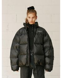 13Month Duck Down Padded Jacket - Black