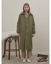 among A Wool Stitch Ct - Green