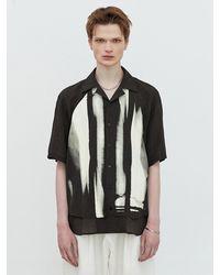 Add After Image Shirt Black