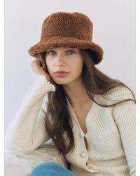 UNDERCONTROL STUDIO Block Bucket Hat - Multicolour