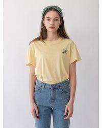 THE ASHLYNN May Retro Soft T Shirt (3 Colors) - Multicolour