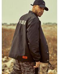 OVERR - Black Coach Jacket - Lyst